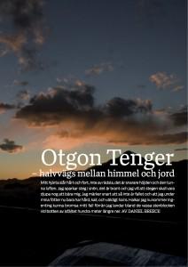 Otgon Tenger