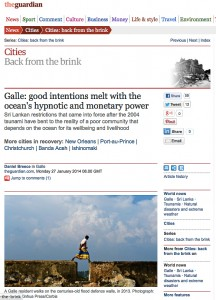 The Guardian Januari 2014